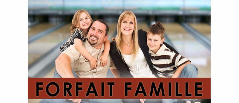 Forfait Famille Une