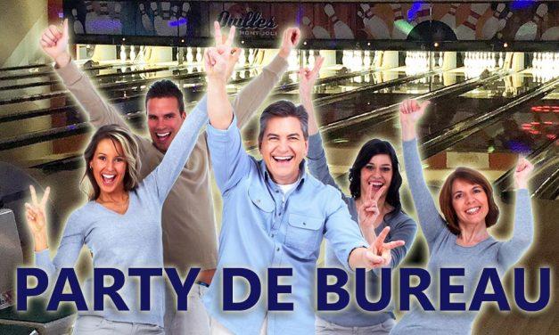 PARTY DE BUREAU / 5 À 7