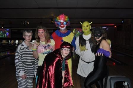 Soirée Halloween 2010