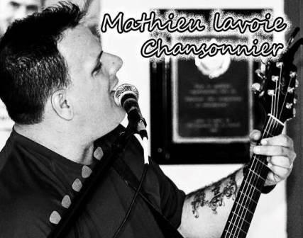 Retour de MATHIEU LAVOIE – chansonnier