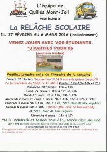 Affiche-Relache scolaire 2016