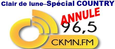 Soirée COUNTRY au profit de CKMN.FM