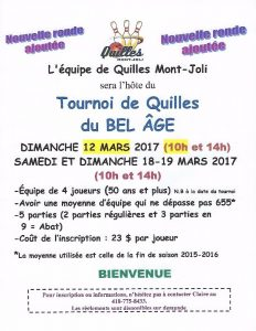Affiche Bel Age-1