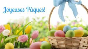 Dimanche de Pâques…..