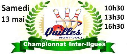 36 équipes participeront au Championnat Interligues 2017