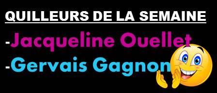 Diapositive Quilleurs De La Semaine