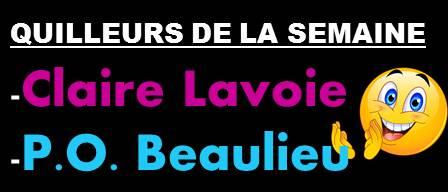 Diapositive Quilleurs De La Semaine 21 Oct
