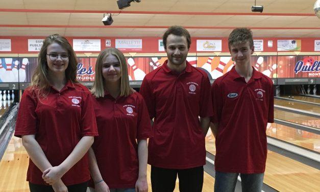 4 joueurs de la ligue junior à la qualification provinciale!
