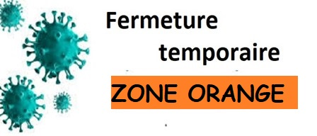 Retour à la ZONE ORANGE….mais?
